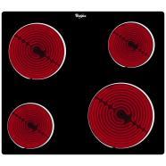 Whirlpool integreeritav keraamiline pliidiplaat