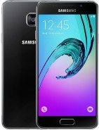 Samsung nutitelefon Galaxy A3 (2016 mudel) must