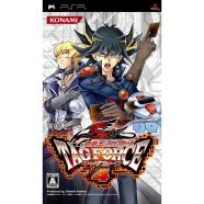 Konami PlayStation Portable mäng Yu-Gi-Oh! 5D´s Tag force 4