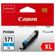 Canon tindikassett CLI-571XL (tsüaan)