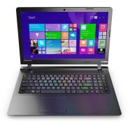 Lenovo sülearvuti IdeaPad 100-15, must