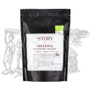 The Story kohviuba Tanzania Kilimanjaro Machare Organic 500g