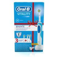 Braun D12.513WCOMBO elektriline hambahari Vitality Oral-B