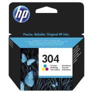 HP tindikassett 304 kolmevärviline