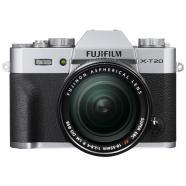 Fuji hübriidkaamera Fujifilm X-T20 + objektiiv XF 18-55 mm