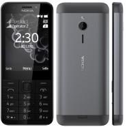 Nokia NOKIA230DS-DARK 230 mobiiltelefon