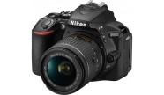 Nikon peegelkaamera D5600 + objektiiv NIKKOR 18-55 mm