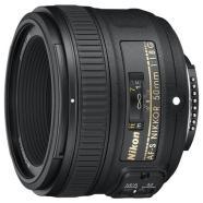 Nikon Objektiiv AF-S NIKKOR 50 mm f/1,8 G, Nikon