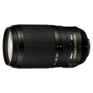 Nikon Nikkor tele zuum-objektiiv 70-300mm f/4.5-5.6G AF-S VR, Nikon