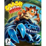 PlayStation Portable mäng Crash of the Titans