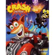 Activision Blizzard PlayStation Portable mäng Crash Tag Team Racing