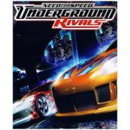 PlayStation Portable mäng Need for Speed Underground Rivals