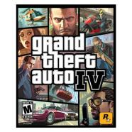 2K Games PlayStation 3 mäng Grand Theft Auto IV