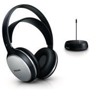 Philips mustad kõrvaklapid