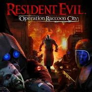 CapCom Xbox360 mäng Resident Evil: Operation Raccoon City