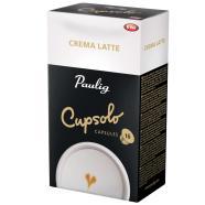 Paulig Kohvikapslid Cupsolo Crema Latte, Paulig