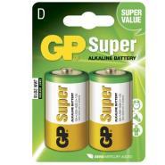 GP Patarei GP D /LR20 2tk Alkaline