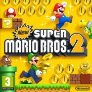 Nintendo 3DS mäng New Super Mario Bros. 2