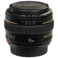 Canon Objektiiv EF50mm f1.4 USM, Canon
