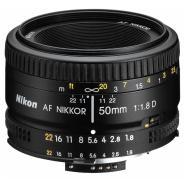 Nikon Objektiiv 50mm f/1.8D AF NIKKOR, Nikon