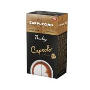 Paulig Kohvikapslid Cupsolo Cappuccino, Paulig
