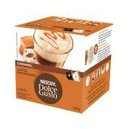 Kohvikapslid Dolce Gusto Caramel Latte Macchiato, Nestle