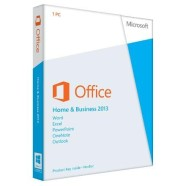 Microsoft Office Home & Business 2013, Microsoft