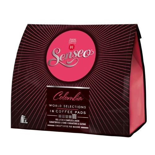 Senseo Senseo kohvipadjad Colombia, Douwe Egberts