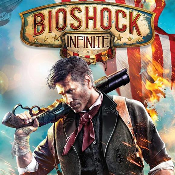 2K Games Xbox360 mäng BioShock Infinite / Kinect sensori tugi