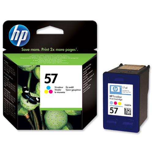 HP Tindikassett Nr 57, HP