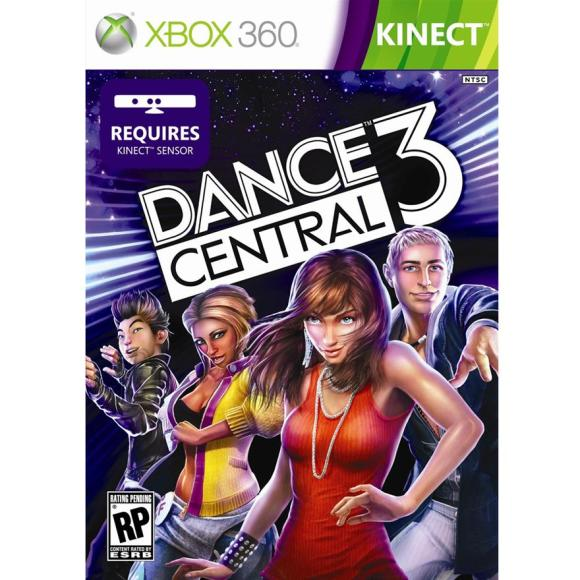Microsoft X360 Dance Central 3 (Kinect)