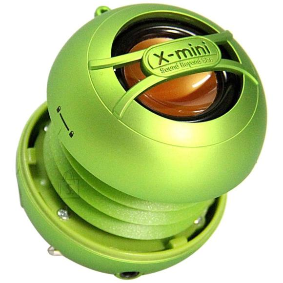 X-Mini Kaasaskantav kapselkõlar UNO, X-mini