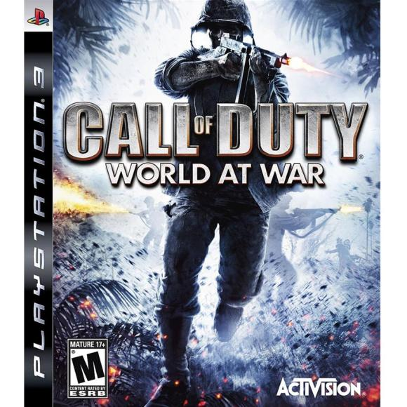 Activision Blizzard PS3 CoD: World at War