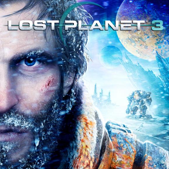 CapCom Xbox360 mäng Lost Planet 3
