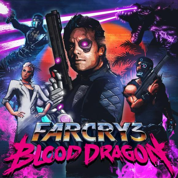 Arvutimäng Far Cry 3: Blood Dragon