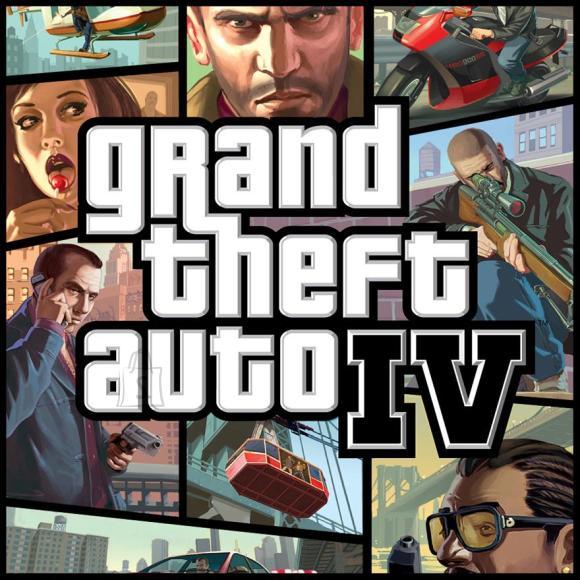 2K Games Arvutimäng Grand Theft Auto IV