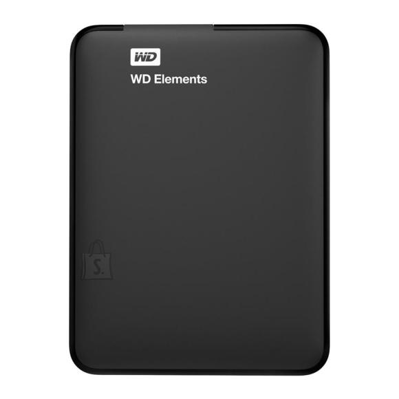 Western Digital Väline kõvaketas Elements, WD / 1 TB