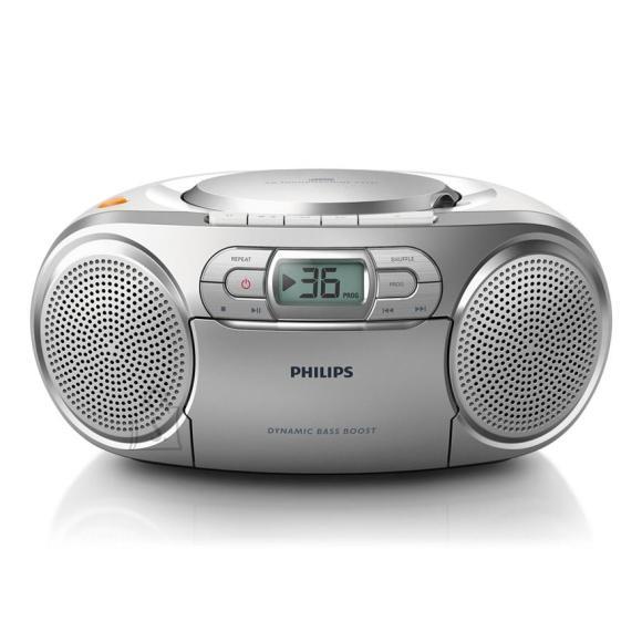 Philips magnetoola - CD, raadio ja helikasseti mängija