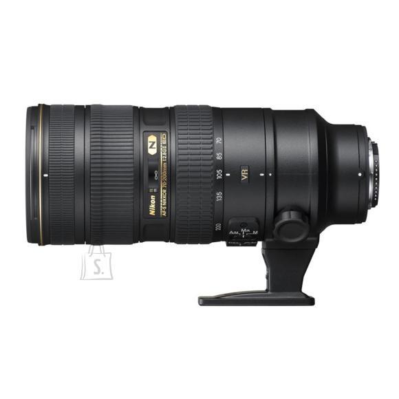 Nikon Suumobjektiiv AF-S NIKKOR 70-200mm f/2.8G ED VR II, Nikon