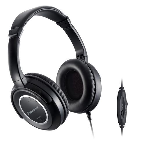 Pioneer over-ear kõrvaklapid, juhe 5m