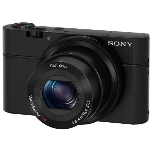 Sony kompaktkaamera Cybershot RX100