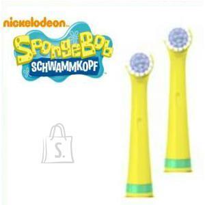 Carrera varuharjad Sponge Bob laste hambaharjale