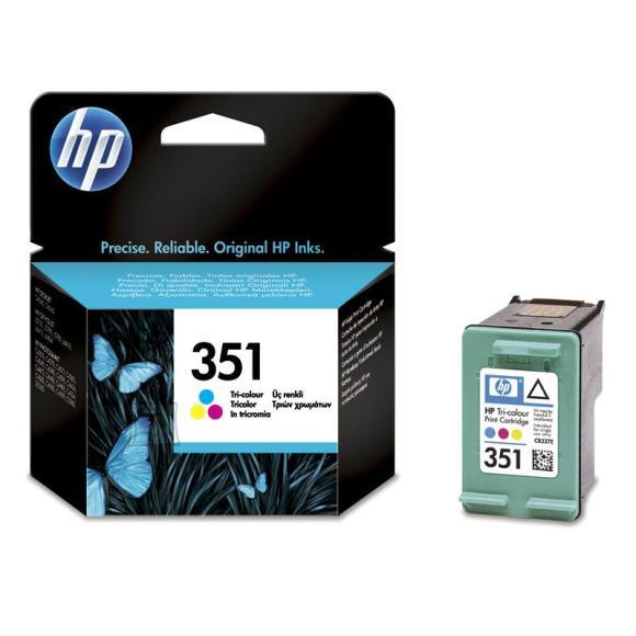 HP tindikassett Nr 351