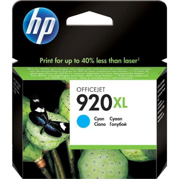 HP Tindikassett Nr 920XL, HP