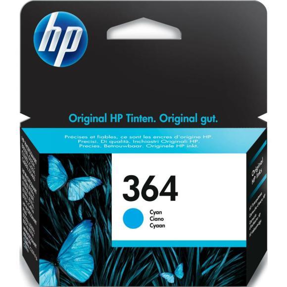 HP tindikassett Nr 364