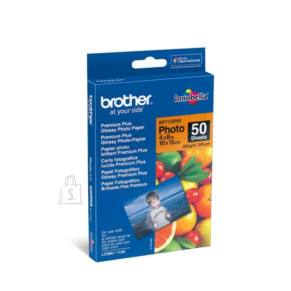 Brother A6 fotopaber 50 lehte