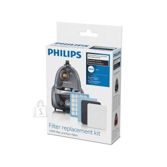 Philips tolmufiltrite komplekt