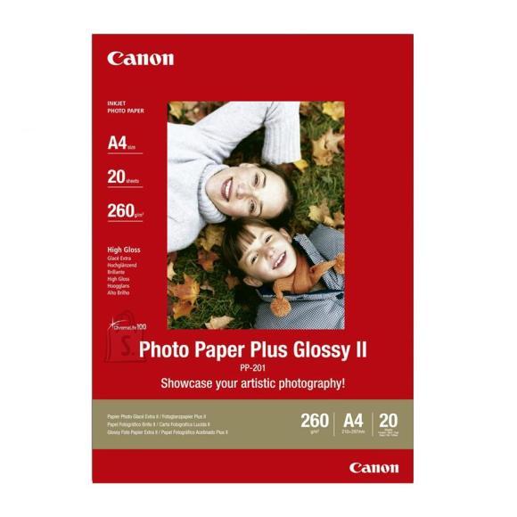 Canon A4 läikiv fotopaber 20 lehte