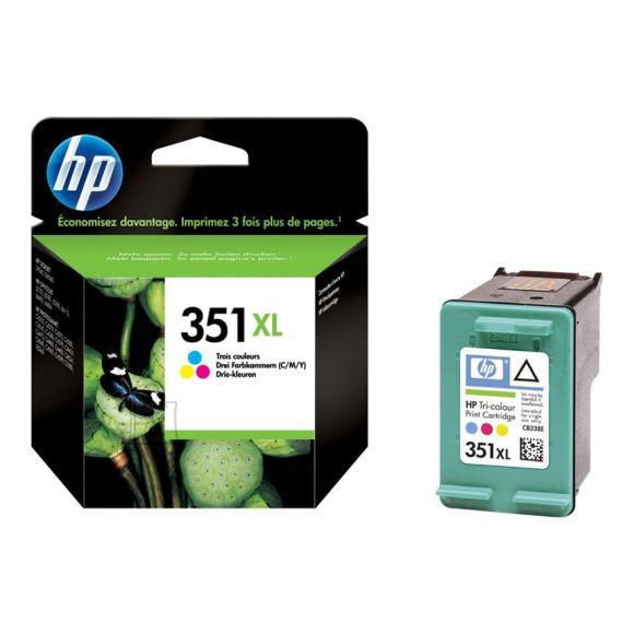HP Tindikassett Nr 351XL