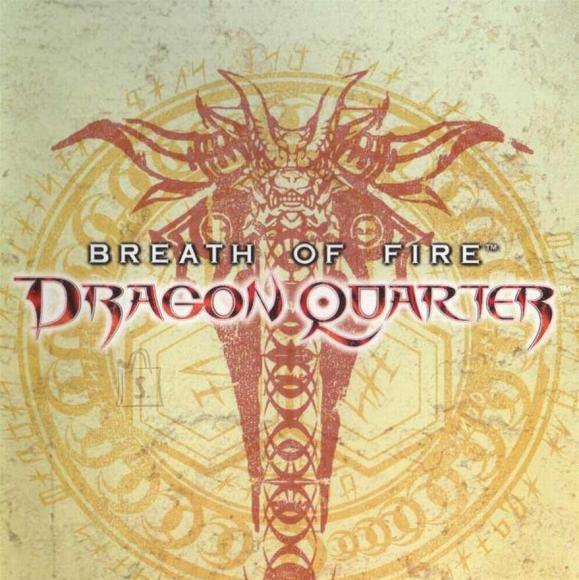 CapCom PlayStation 2 mäng Breath of Fire: Dragon Quarter